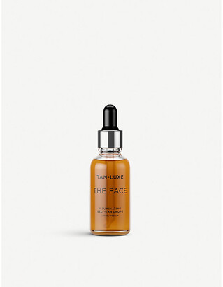 Tan-Luxe The Face Illuminating Self-Tan Drops 30ml