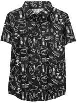 Crazy 8 Sketch Shirt