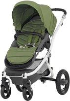 Britax Affinity Complete Stroller - Cactus Green - Black