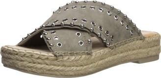 Dolce Vita Women's IVA Espadrille Wedge Sandal