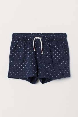 H&M Jersey shorts