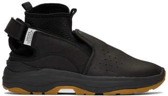 Suicoke Black Rac-An Sneakers