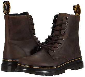 Dr. Martens Combs Leather (Gaucho Crazy Horse) Shoes