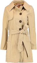 See by Chloe Cotton-canvas trench coat