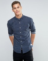 Esprit All Over Ditsy Print Shirt