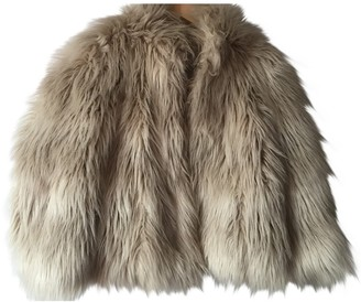 Reiss Faux fur Jacket for Women