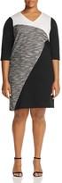 Junarose Elvira Color Block Dress