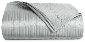Hotel Collection Lithos Full/Queen Quilted Coverlet, Created for Macy's Bedding