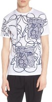 Antony Morato Men's Graphic T-Shirt