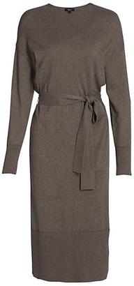 Rails Margot Cotton & Cashmere Sweater Dress