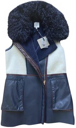 Silvian Heach Multicolour Faux fur Jackets