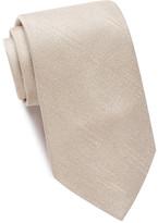 John Varvatos Textured Solid Tie