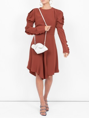 Chloé Ruffled Sleeve Dress