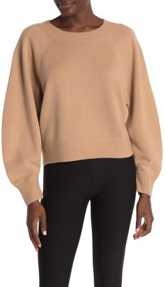Vince Raglan Wool Blend Sweater