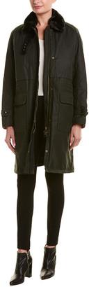 Barbour Floree Wax Coat
