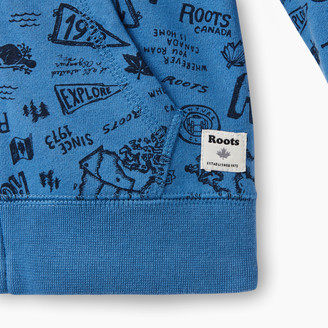 Roots Toddler Camp Full Zip Hoody