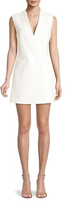 BCBGMAXAZRIA Sleeveless Cocktail Dress