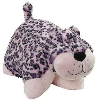 Lulu Pillow Pets Jumboz Leopard Plush Floor Pillow Pillow Pets