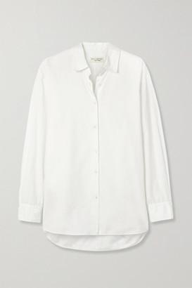 Nili Lotan Yorke Cotton Shirt - White