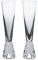 Tom Dixon Tank Set of 2 Champagne Glasses