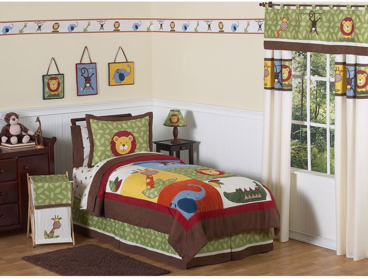 JoJo Designs Sweet Jungle Time Bedding Collection