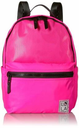 LOLA Cosmetics Women's Carnival Starchild Medium Backpack