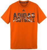 adidas Boys 8-20 Football Tee