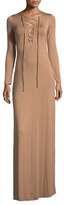 Rachel Pally Jolene Solid Maxi Dress
