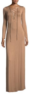 Rachel Pally Jolene Solid Maxi Dress