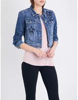 Paige Vivienne denim jacket