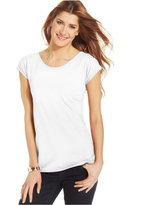 Style&Co. Style & Co. Scoop-Neck T-Shirt, Only at Macy's