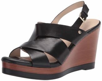 Cole Haan Women's LACI Platform Wedge Sandal 90MM