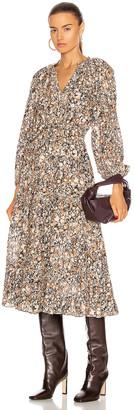 Ulla Johnson Anzu Dress in Marble | FWRD