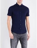 Brunello Cucinelli Lesiure-fit Cotton Shirt