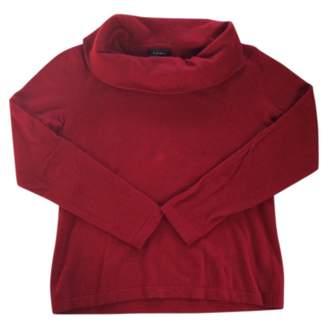 Lauren Ralph Lauren Red Wool Knitwear for Women
