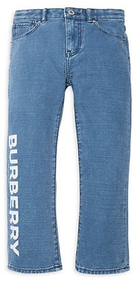 Burberry Little Boy's & Boy's Logo Jeans