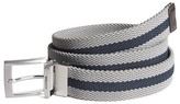 Tommy Hilfiger Stripe Reversible Belt