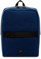 Jack Spade Leather Trim Backpack