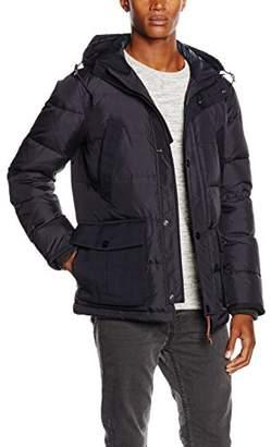 Marc O'Polo Men's 629120070432 Jacket - Blue - XX-Large