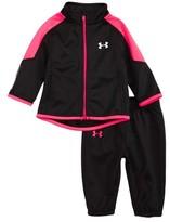 Under Armour Infant Girl's Girl Boss Track Jacket & Pants Set