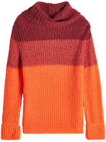 Lala Berlin Turtleneck Pullover with Mohair and Wool
