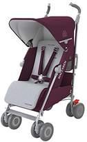 Maclaren Techno XLR Stroller, Plum/ Silver