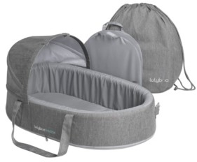Lulyboo Mod Carrycot Portable Infant Travel Bed