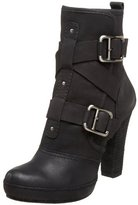 Women's Malina Double Buckle Ankle Bootie