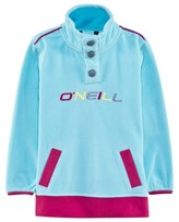 O'Neill Aqua Branded Ruby Fleece Jumper