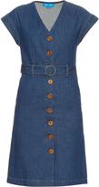 MiH Jeans Tucson denim dress