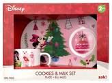 Zak Designs PAW Patrol Minnie Mouse Milk and Cookies Set 2pc