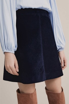 Witchery Wide Cord Mini Skirt