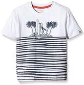Original Penguin Boy's Palm Graphics T-Shirt