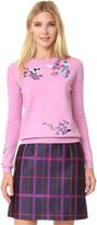 Carven Applique Sweater